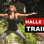 Halle Berry Weight Training Involves Her Little Son