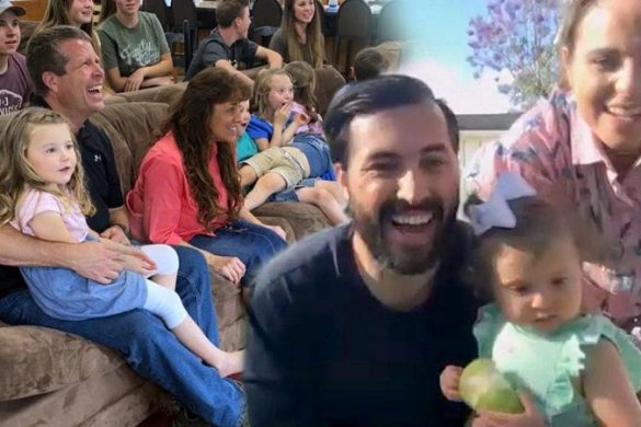 'Counting On': Jinger and Jeremy Surprises Family With Baby News