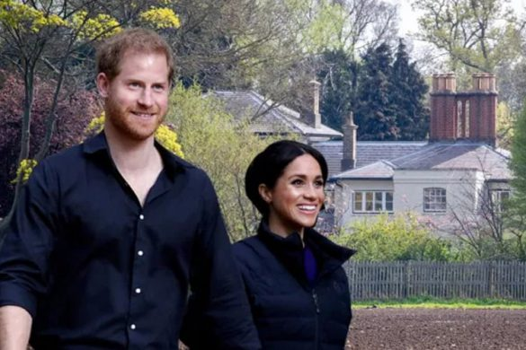 Prince Harry Frogmore Cottage