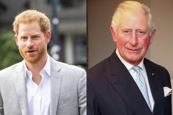 Prince Harry Prince Charles