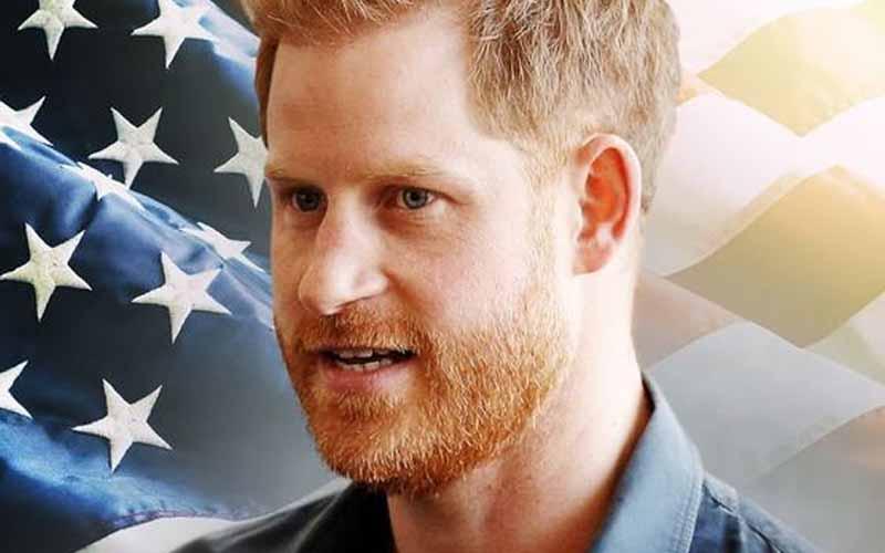 Prince Harry USA
