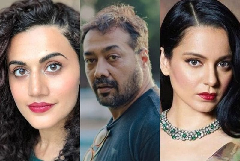 Taapsee Pannu And More Celebs Supports Anurag Kashyap Following Payal Ghosh's Sexual Allegations