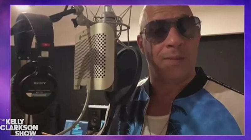 Vin Diesel Drops His First Music Track 'Feel Like I Do'