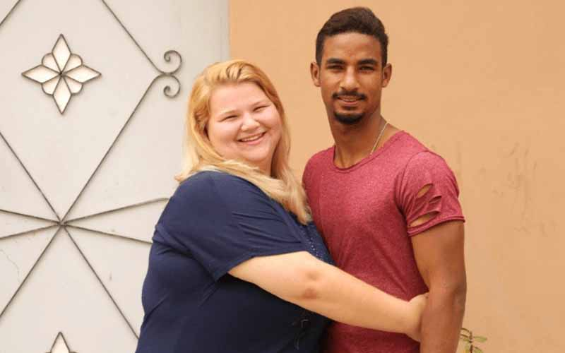 90 day fiance Nicole and Azan