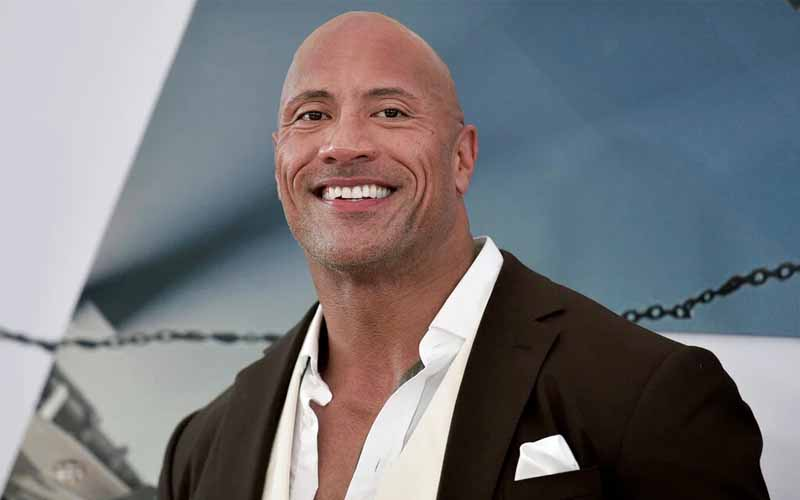 Dwayne Johnson Red Notice