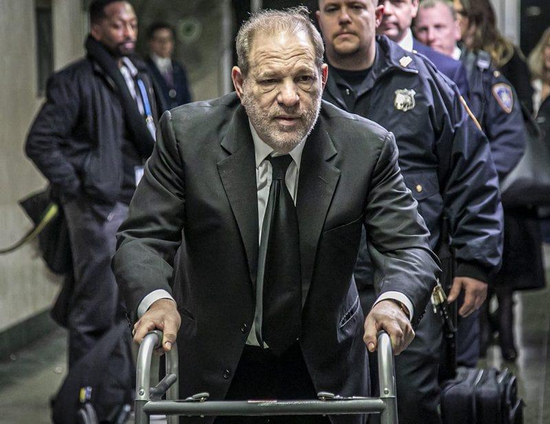 Harvey Weinstein Accused Of Three New Rape Cases In California