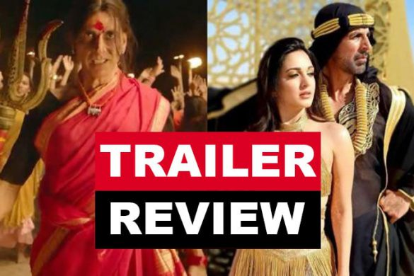 Laxmmi Bomb Trailer Review With In-Depth Analysis | Akshay Kumar, Kiara Advani, Sharad Kelkar