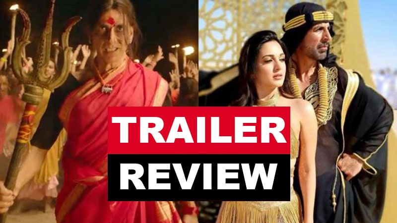 Laxmmi Bomb Trailer Review With In-Depth Analysis | Akshay Kumar, Kiara Advani, Sharad Kelkar