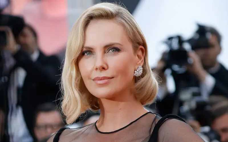 charlize theron daughter