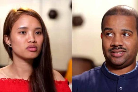 90 Day Fiance Hazel and Tarik