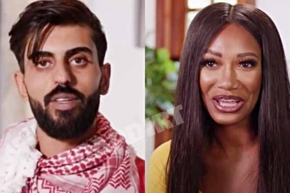 90 Day Fiance brittany and Yazan