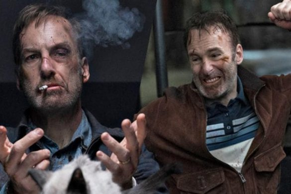 Bob Odenkirk Looks Smoking Hot In Upcoming Action Thriller 'Nobody'