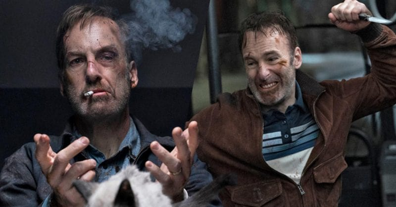Bob Odenkirk Looks Smoking Hot In Upcoming Action Thriller 'Nobody'