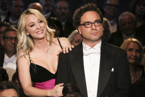 Johnny Galecki, Kaley Cuoco Reveals Their Characters Begin To Hook Up Post Split