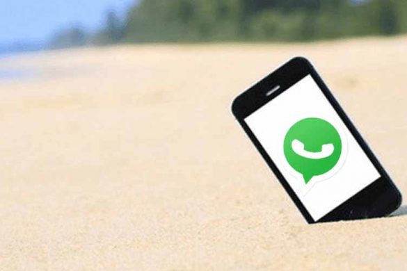 whatsapp vacation mode 2020