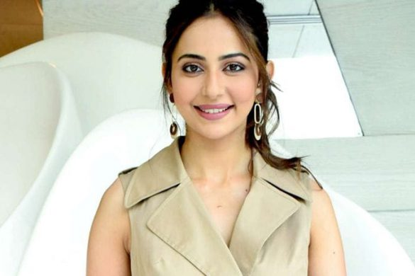 Actress Rakul Preet Singh Quarantined Following COVID-19 Positive Test