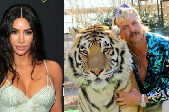 Joe Exotic Writes Letter To Kim Kardashian From Prison To Ask Help