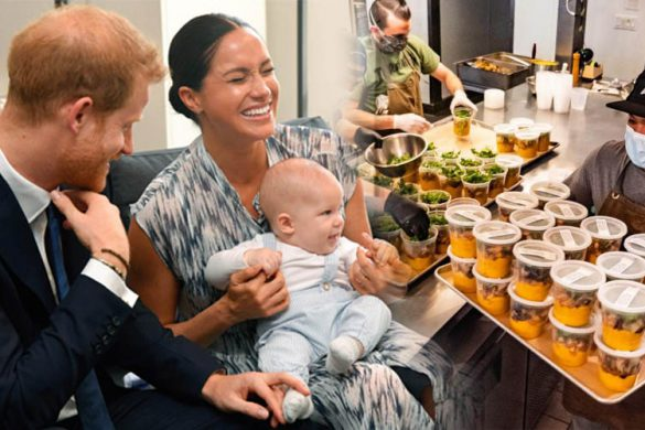 Meghan Markle and Prince Harry's Foundation Joins World Central Kitchen