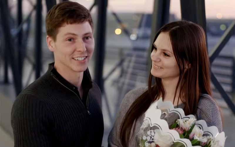 90 day fiance Brandon And Julia