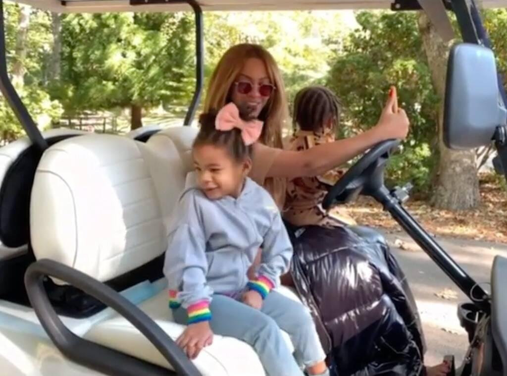 Beyonce Instagram Video