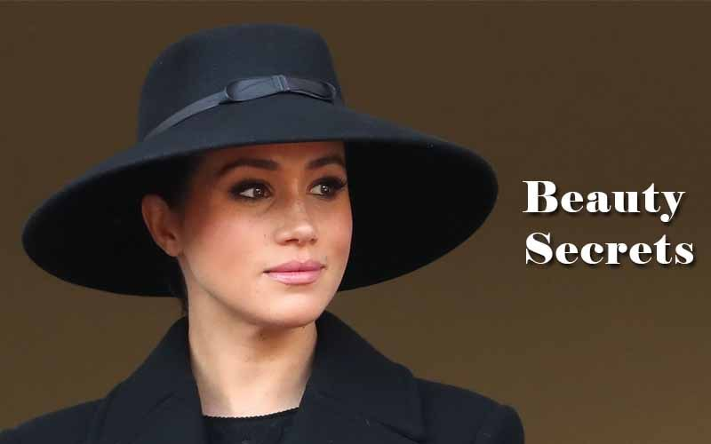 Meghan Markle Beauty Secrets
