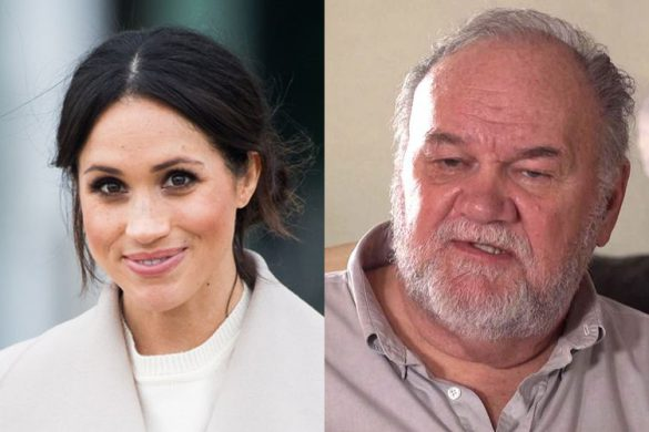 Meghan Thomas Markle