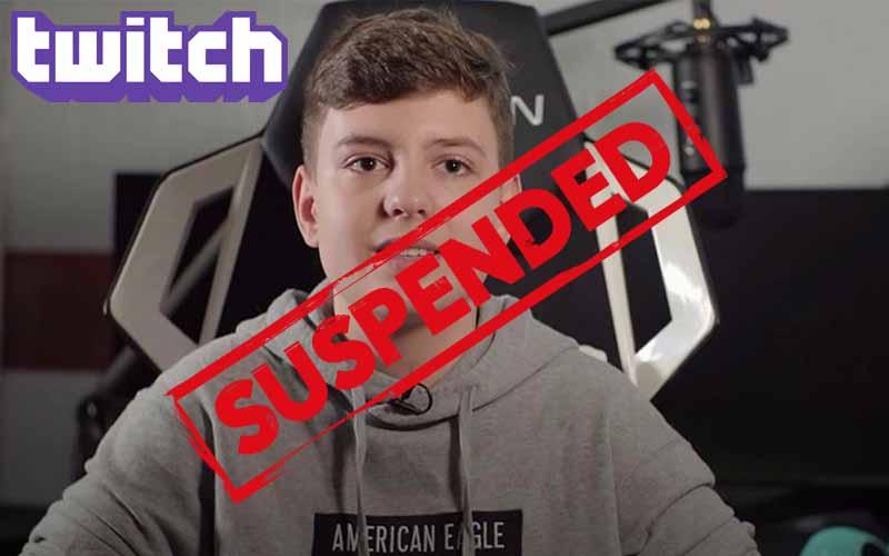 Clix Twitch Suspension