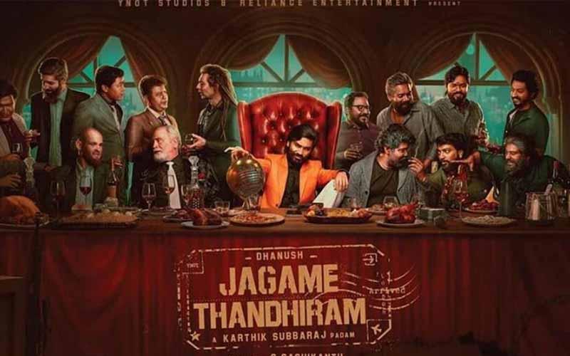 Jagame Thanthiram Teaser