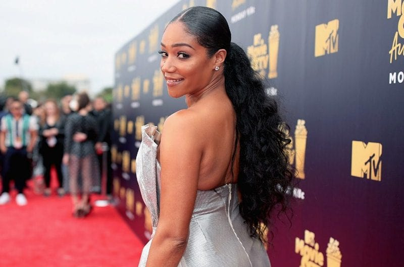 Tiffany Haddish's Hosting Verizon's Post-Super Bowl Concert Wasn't An Easy Gig