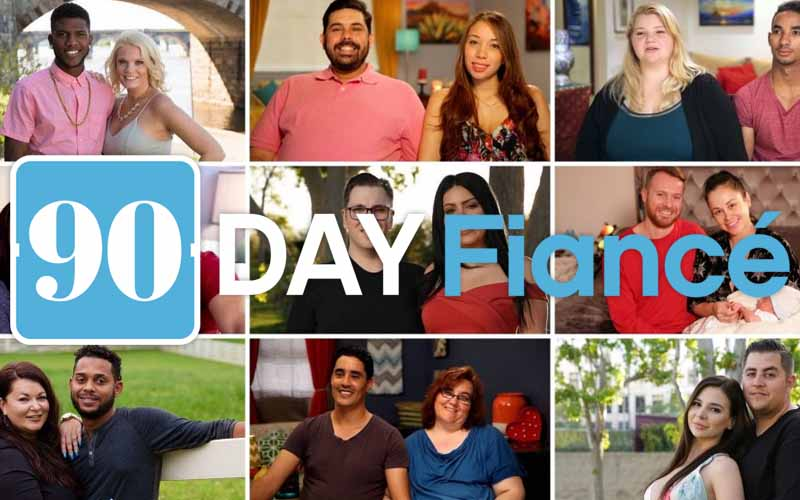 90 Day Fiance Cast Members
