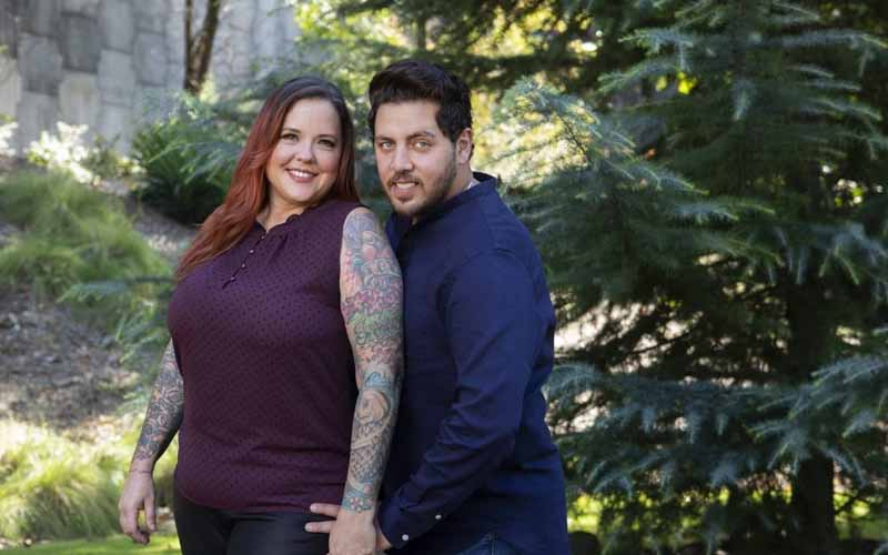 90 day fiance Rebecca Parrott and Zied Hakimi