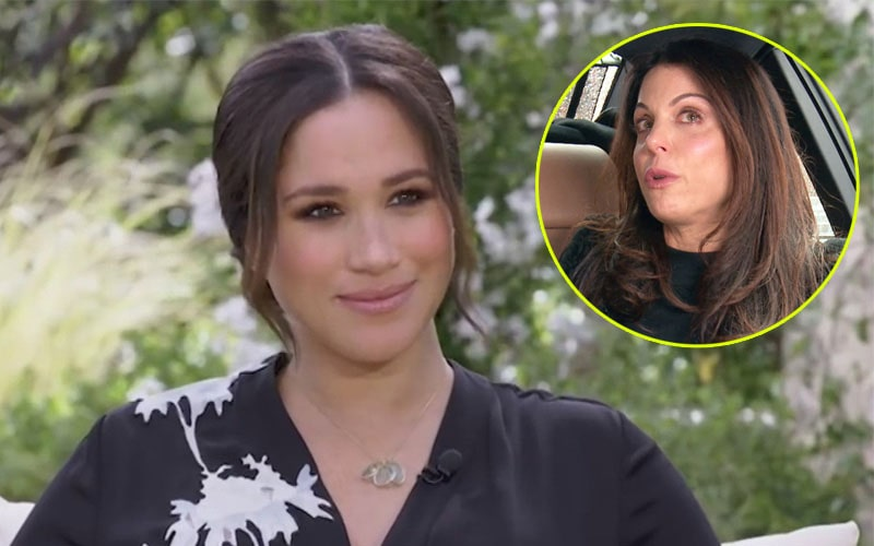 Bethenny Frankel Apologize To Meghan Markle After 'Oprah Tell-All' Interview