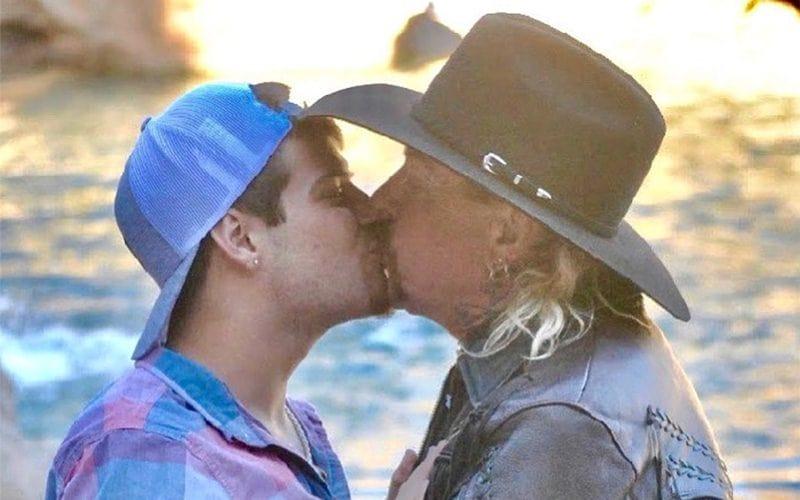 Joe Exotic's Husband Dillon Passage Seeks Divorce