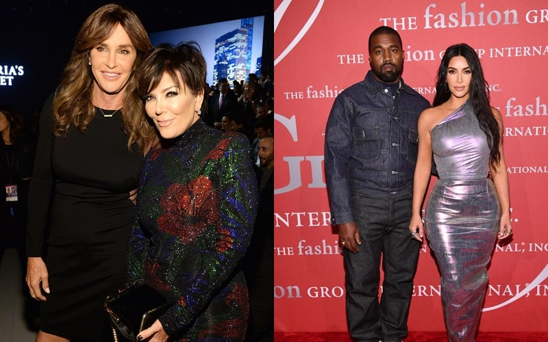 Kris and Caitlyn