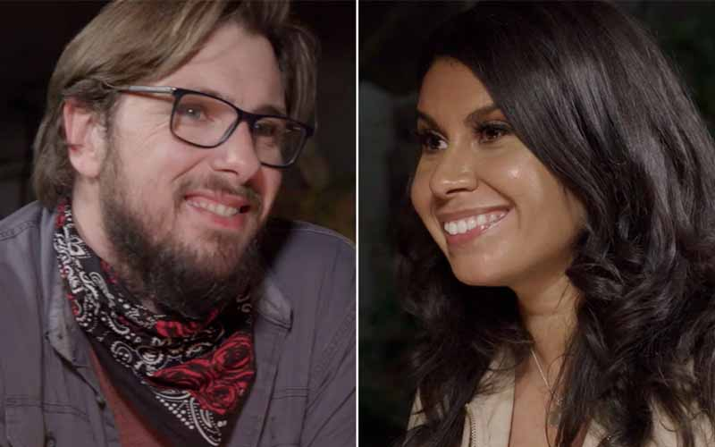 90 Day Fiance Colt and Vanessa