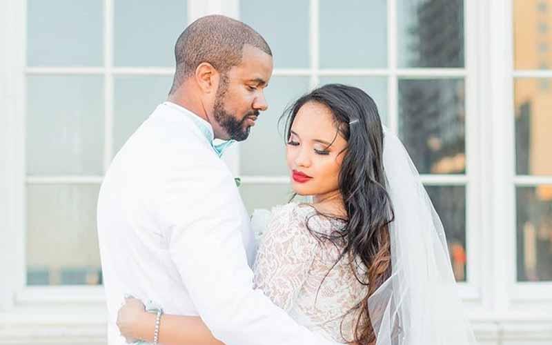 90 Day Fiance Hazel Wedding Pics