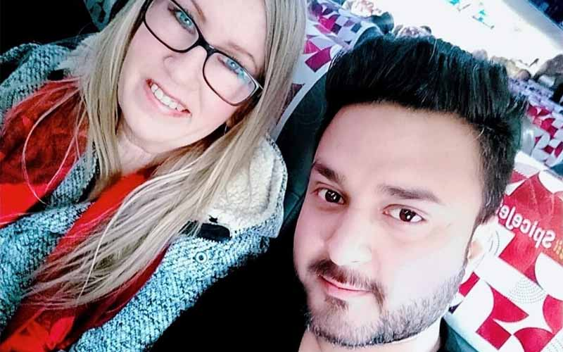 90 Day Fiance Jenny and Sumit Singh