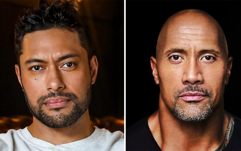 'Black Adam': 'Young Rock' Star Uli Latukefu Joins Dwayne 'The Rock' Johnson