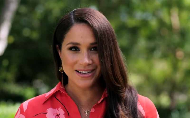 Meghan Markle Global Citizen VAX Live