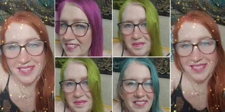 JS hair colors