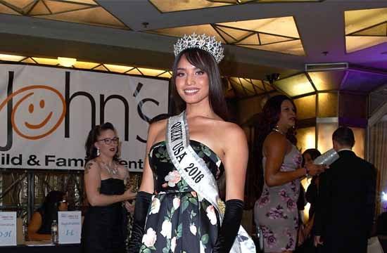 Kataluna Enriquez Miss Nevada USA
