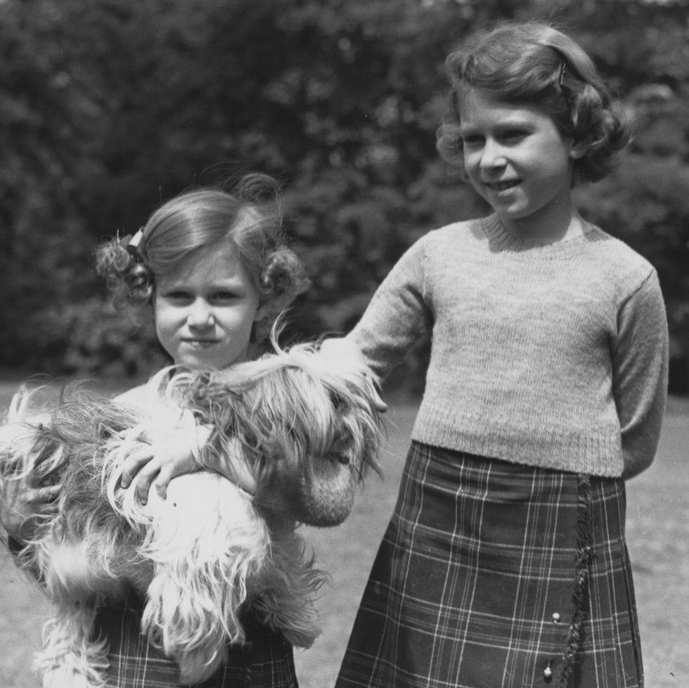 Queen Elizabeth childhood