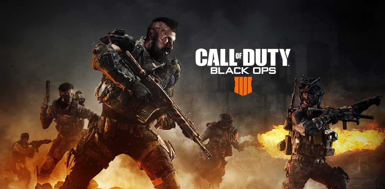 Black Ops 4 PS Plus