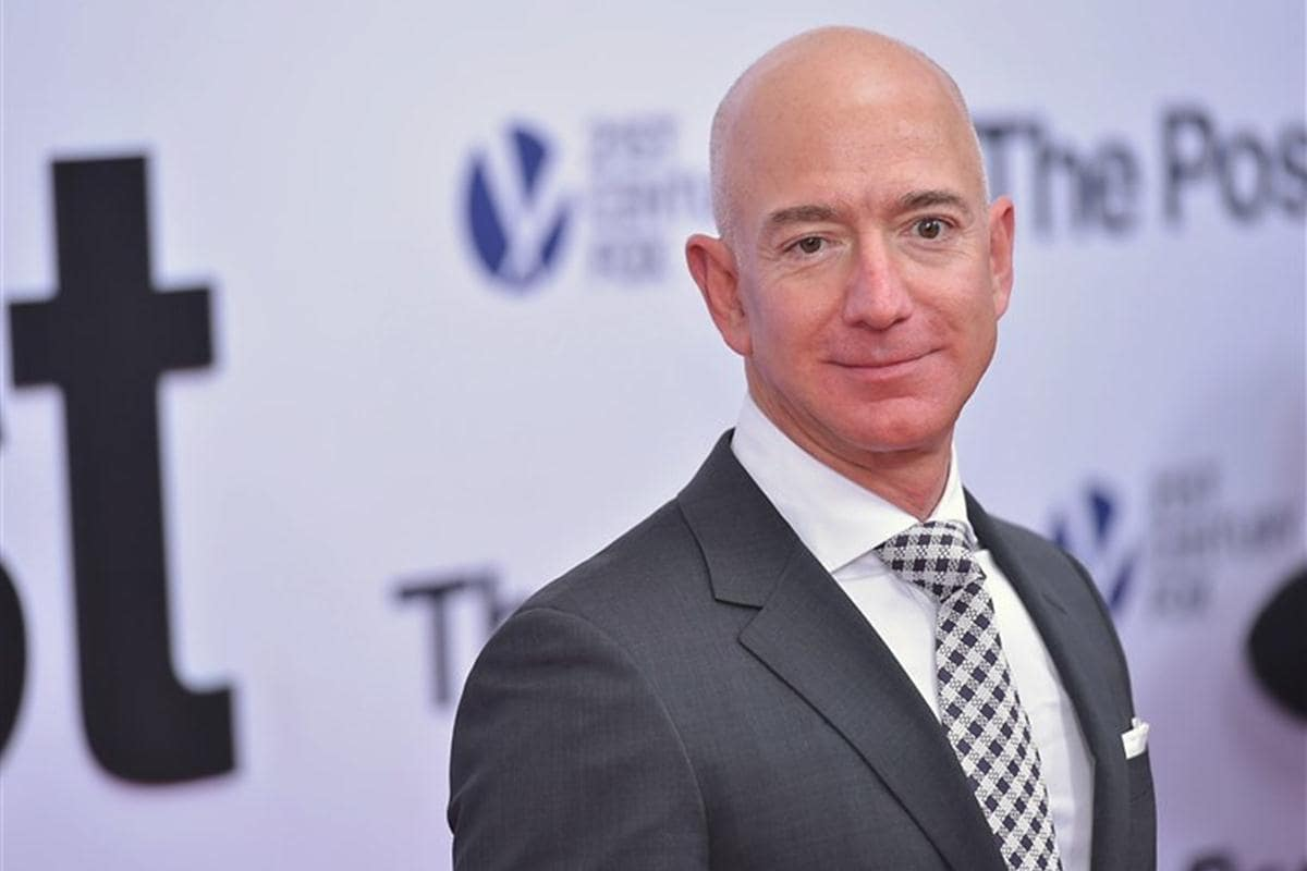 Jeff Bezos Becomes Richer After Stepping Down As Amazon CEO