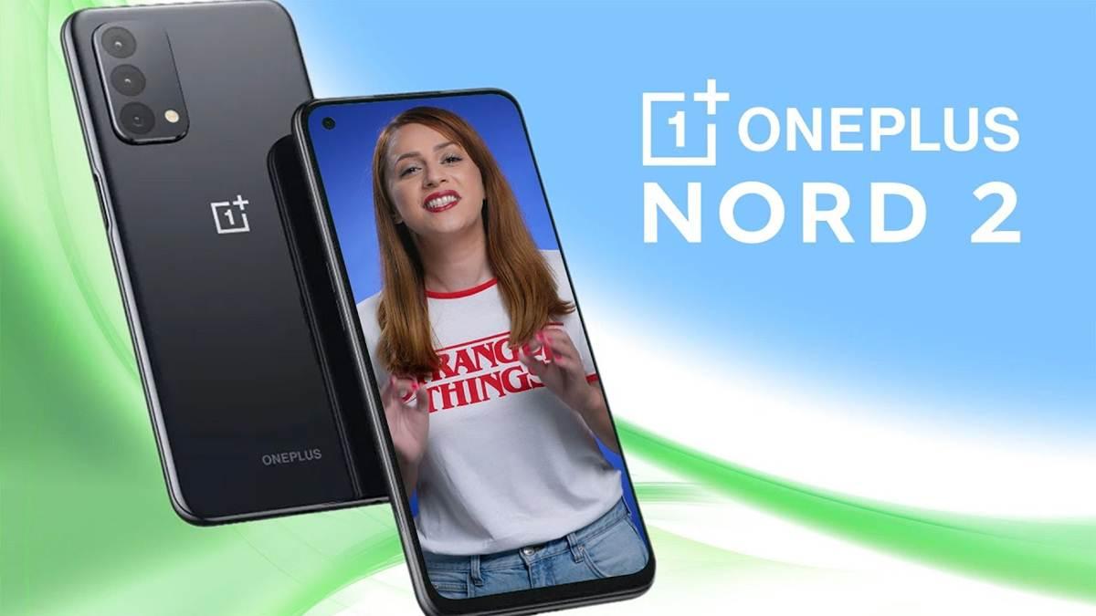 OnePlus Nord 2 5G Display