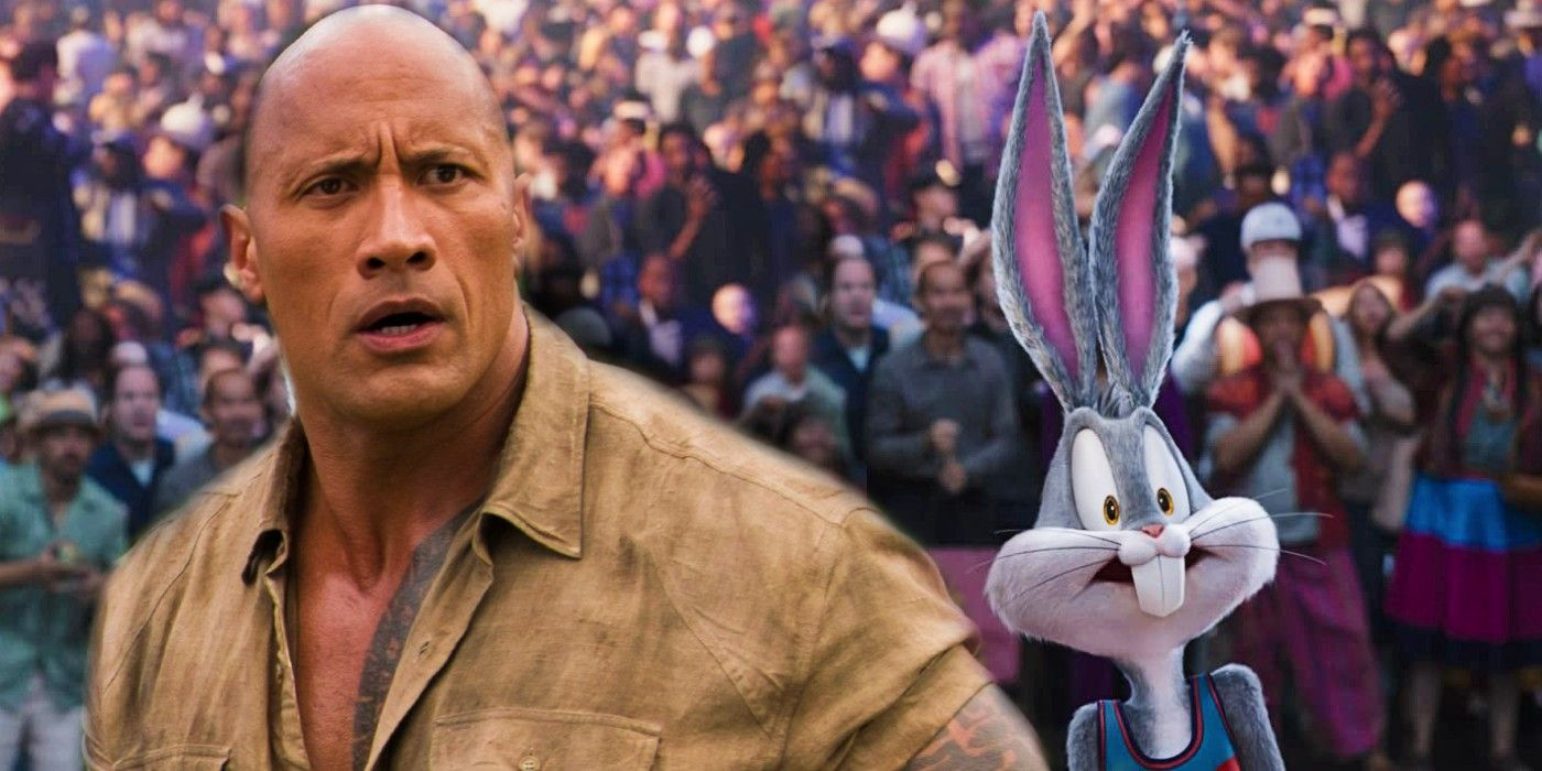Dwayne Johnson Might Appear In 'Space Jam: A New Legacy' Next Installment