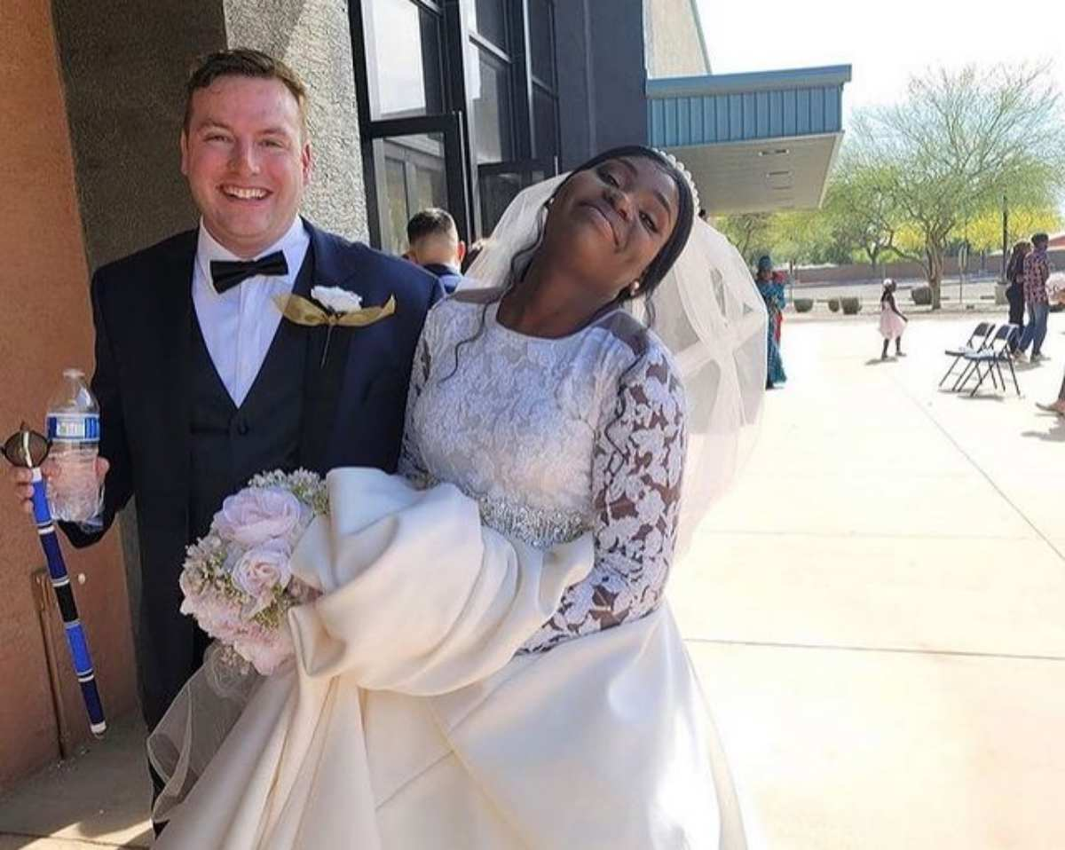 Akinyi Obala, Benjamin Taylor Gets Legally Married
