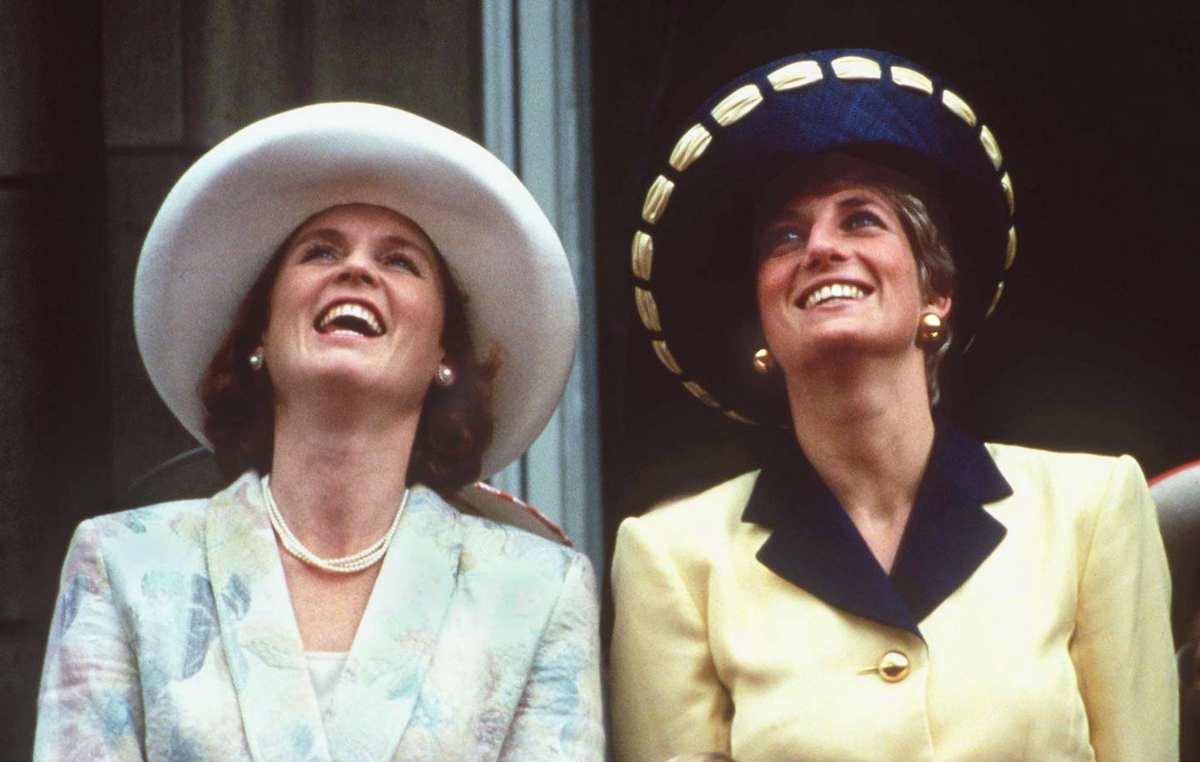 Sarah Ferguson Believes Princess Diana Would've Been 'Proud' of Her Daughter-In-Laws
