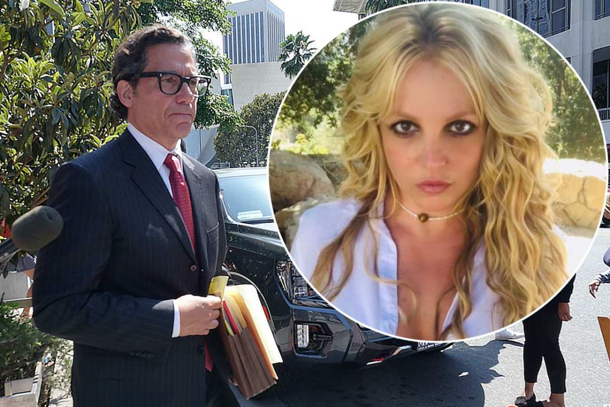 Britney Spears' New Lawyer To 'Aggressively' Move Towards Ending Conservatorship