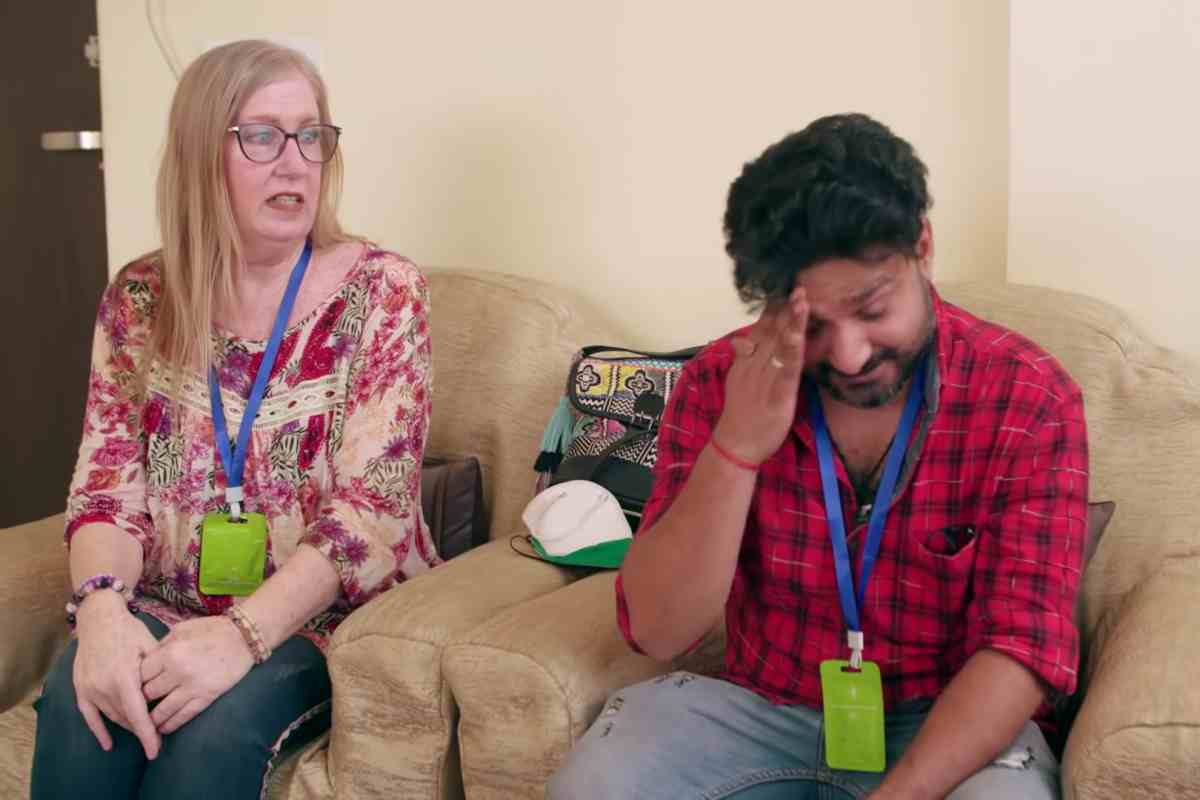 '90 Day Fiance': Jenny, Sumit Visits Astrologer; Reveals Shocking Prediction [VIDEO]